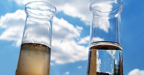 Остаточные загрязнения сточных вод: 3 классификации